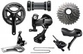 Shimano 105 5800 Disc Brake Groupset - 52/36 11/32
