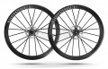 Lightweight Meilenstein Schwarz Clincher Disc Wheelset